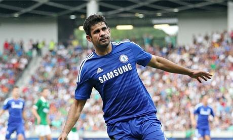 Diem tin 17/8: Mourinho khen Costa xuat sac hon Falcao hinh anh
