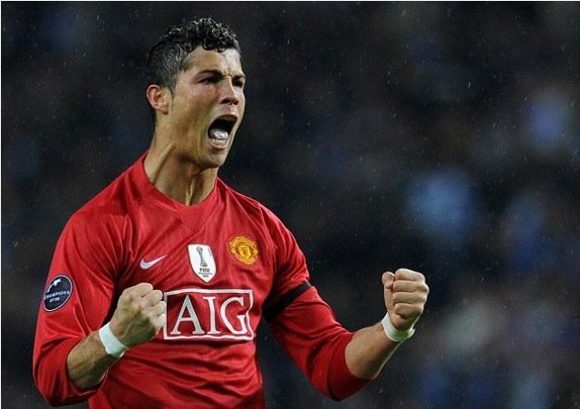 Chan o Real, Ronaldo tinh tro lai M.U hinh anh