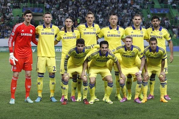 10 CLB so huu doi hinh dat gia nhat the gioi hinh anh 4 Đội bóng nhà giàu thành London luôn được đánh giá là một trong những CLB sở hữu đội hình đắt giá nhất châu Âu. Mùa bóng năm nay, tổng giá trị đội hình của họ là 444,75 triệu euro, với những ngôi sao hàng đầu gồm có Eden Hazard (48 triệu euro), Cesc Fabregas (40 triệu euro), Diego Costa (37 triệu euro) và Oscar (36 triệu euro).