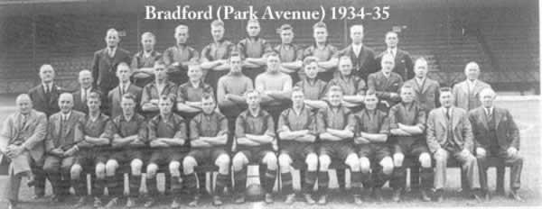 Bradford Park Avenue A.F.C (1863)