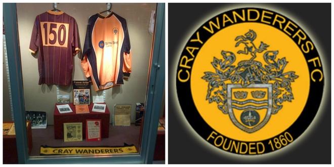 Cray Wanderers F.C (1860)