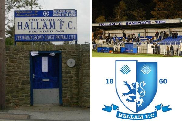 Hallam F.C thành lập năm 1860
