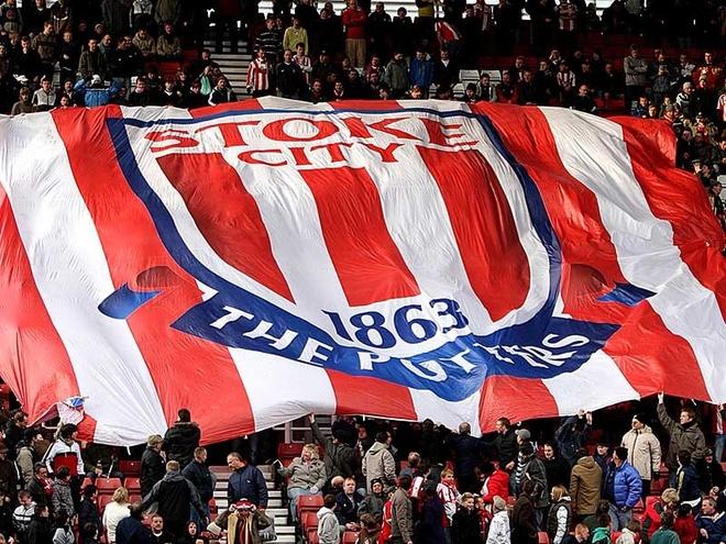 Stoke City F.C thành lập 1863
