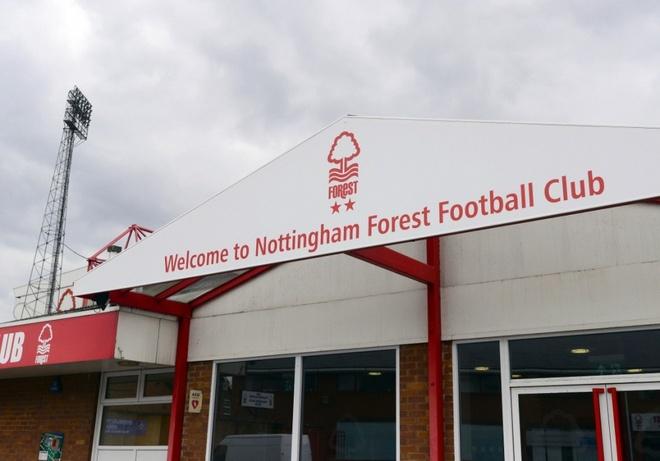 Nottingham Forest thành lập năm 1865