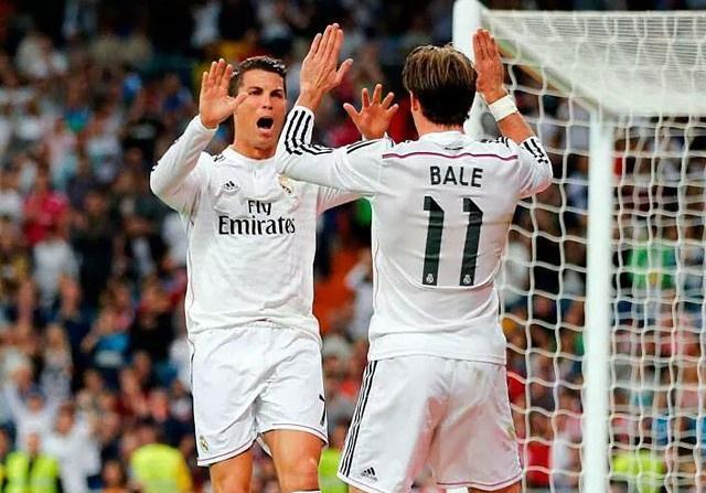 Top 10 sao nhanh nhat chau Au: Bale, Ronaldo thua Valencia hinh anh