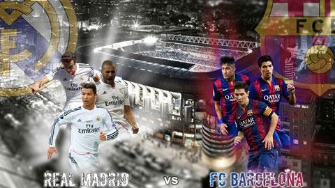 Real Madrid - Barcelona: Chinh phuc Bernabeu hinh anh