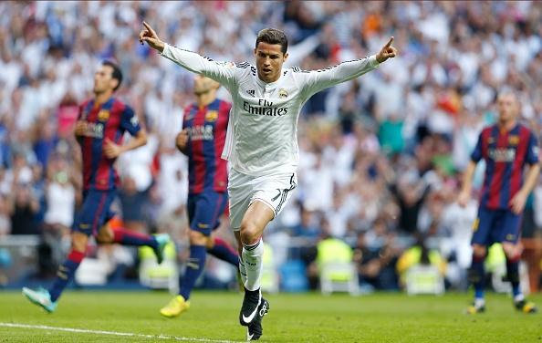 Diem tin 3/11: Ronaldo lai pha ky luc o La Liga hinh anh