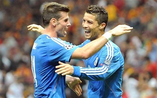 M.U tinh ban Di Maria de don tien mua Bale hoac Ronaldo hinh anh
