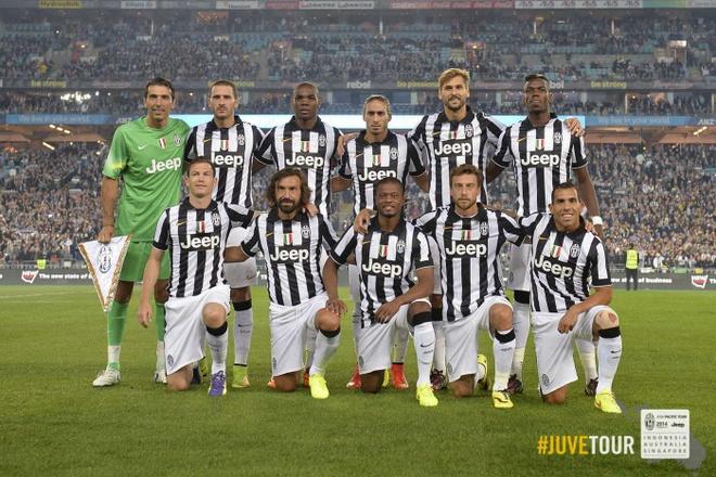 Juventus là đội bóng giàu truyền thống nhất bóng đá Italia. Gã khổng lồ thành Turin từng 28 lần vô địch Serie A (không tính 2 danh hiệu bị tước), 9 danh hiệu Copa Italia, 2 Champions League. Đội hình của Lão phu nhân hiện được định giá khoảng 305 triệu bảng (<abbr class=