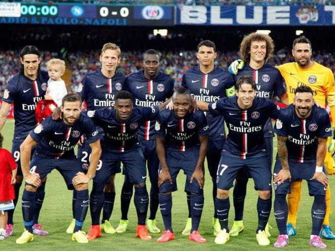 Là CLB được đánh giá mạnh nhất Ligue 1 ở thời điểm hiện tại song PSG mới 4 lần vô địch giải đấu này, 8 lần vô địch Cúp QG Pháp và 1 lần giành UEFA Cup. Việc các ông chủ người Qatar bỏ ra rất nhiều tiền để nâng cấp đội hình trong những mùa chuyển nhượng gần đây giúp CLB thành Paris có giá khoảng 325 triệu bảng (<abbr class=