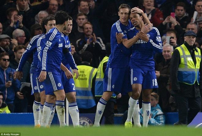 Ket qua dem qua: Chelsea, Man City va Barca dai thang hinh anh
