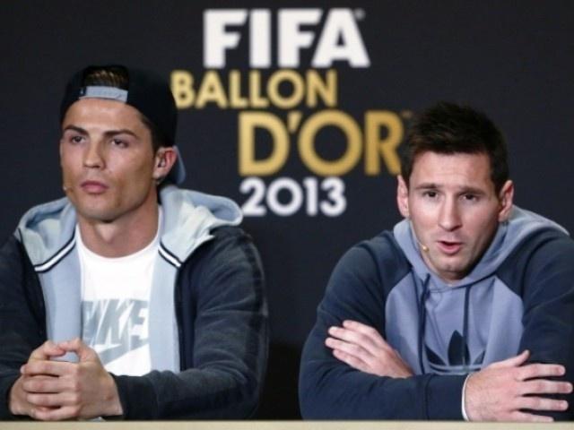 'Ronaldo va Messi nen la dong chu nhan Qua bong vang 2014' hinh anh