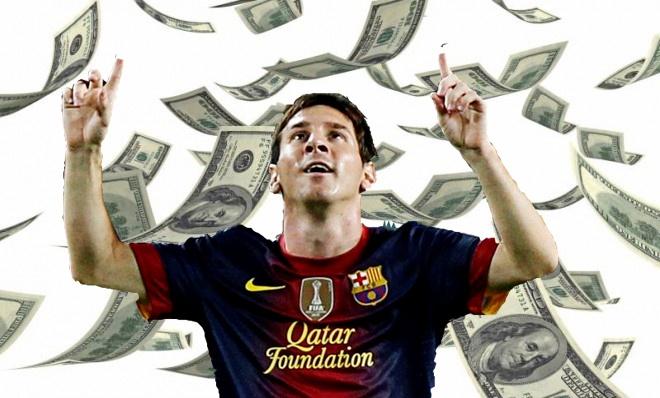 Man City cheo keo Messi muc luong sieu tuong hinh anh