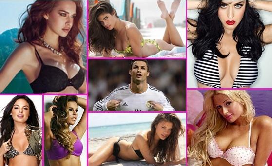 11 my nhan co the tro thanh ban gai moi cua Ronaldo hinh anh
