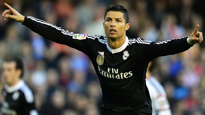 Messi gay suc ep len Ronaldo trong cuoc dua gianh Giay vang hinh anh 12