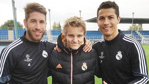 Doi hinh ly tuong nam 2020 cua Real Madrid hinh anh