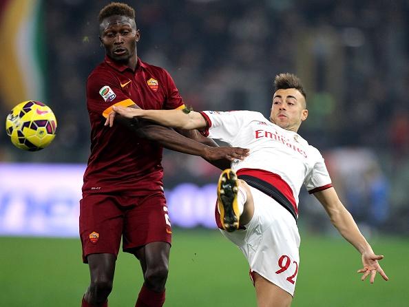 20 ban hop dong dang chu y hoan tat trong thang 1/2015 hinh anh 16 16. Sau nửa mùa giải thi đấu cho AS Roma theo diện cho mượn từ Newcastle United, trung vệ Mapou Yanga-Mbiwa được CLB Serie A mua đứt với giá 8,7 triệu euro.