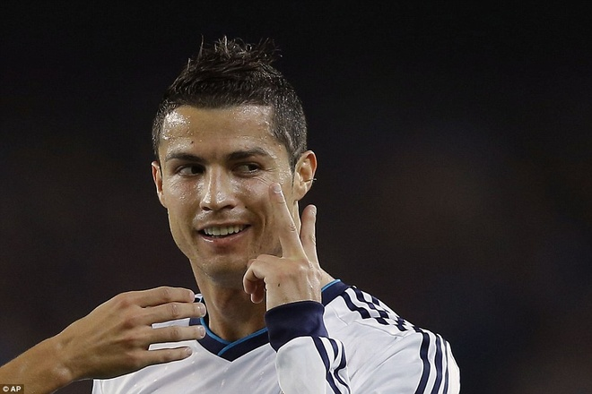 20. Năm 2012, Ronaldo đánh dấu cột mốc ghi bàn trong 6 trận El Clasico liên tiếp. Trong cuộc đụng độ với Barca tháng 10/2012, Ronaldo lập cú đúp giúp Kền kền trắng cầm hòa với tỷ số 2-2.