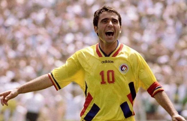 5/2 - ngay sinh cua hang loat sieu sao bong da hinh anh 9 Cựu tuyển thủ Romania từng rất thành công trong màu áo Real Madrid và Barcelona trong những năm 1990. Sau khi chia tay sự nghiệp quần đùi áo số năm 2001, ông chuyển sang làm HLV. Lúc này ông đang dẫn dắt CLB FC Viitorul tại giải VĐ quốc nội.