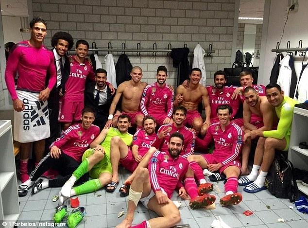 Ronaldo va Real thiet lap nhung ky luc tai Champions League hinh anh