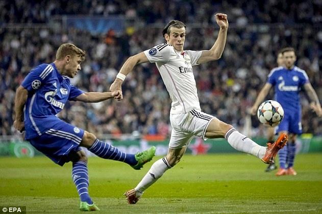Chelsea, Man City hoi mua Bale voi gia ky luc hinh anh