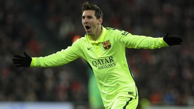 Doi hinh trong mo ket hop giua La Liga va Ngoai hang Anh hinh anh 10 Trong mắt nhiều người, Messi là một trong những cầu thủ vĩ đại nhất mọi thời đại. Với khả năng săn bàn thiên bẩm cùng thành tích phá vô số kỷ lục, siêu sao người Argentina xứng đáng góp mặt trong bất kỳ đội hình nào.