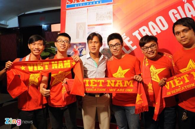 Thanh Luong gianh Qua bong vang Viet Nam 2014 hinh anh 11