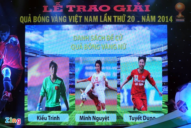 Thanh Luong gianh Qua bong vang Viet Nam 2014 hinh anh 30