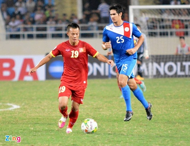 Thanh Luong gianh Qua bong vang Viet Nam 2014 hinh anh 2