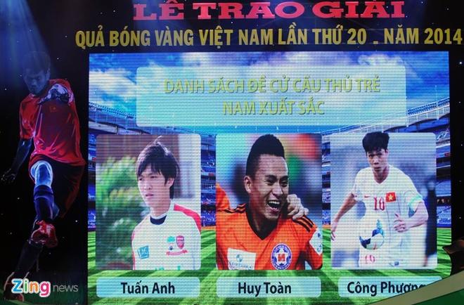 Thanh Luong gianh Qua bong vang Viet Nam 2014 hinh anh 27