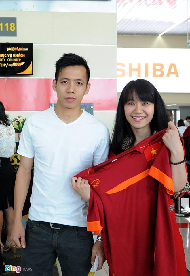 Thanh Luong gianh Qua bong vang Viet Nam 2014 hinh anh 9