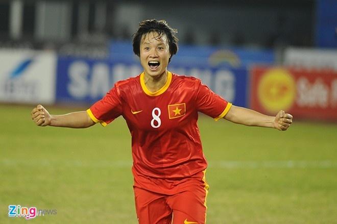 Thanh Luong gianh Qua bong vang Viet Nam 2014 hinh anh 3