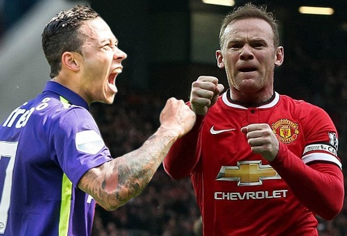 Memphis Depay thich choi quyen anh giong Rooney hinh anh