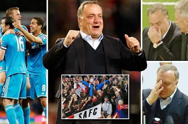 HLV Sunderland bat khoc sau tran hoa Arsenal 0-0 hinh anh