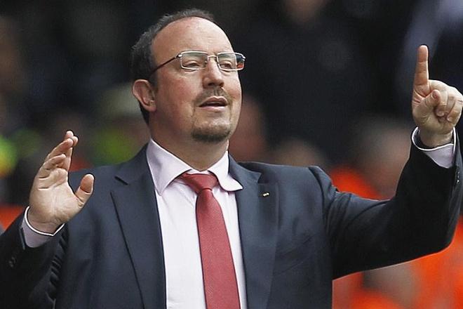 '99% Benitez dan dat Real Madrid' hinh anh