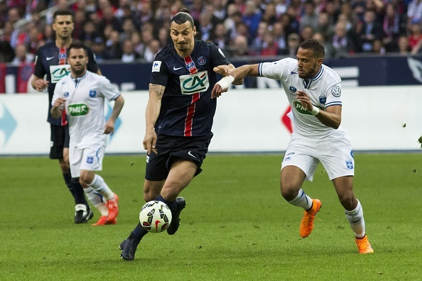 Tong hop tran dau: PSG 1-0 Auxerre hinh anh