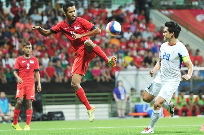 Singapore thang tran ra quan, Thai Lan ha Dong Timor 1-0 hinh anh