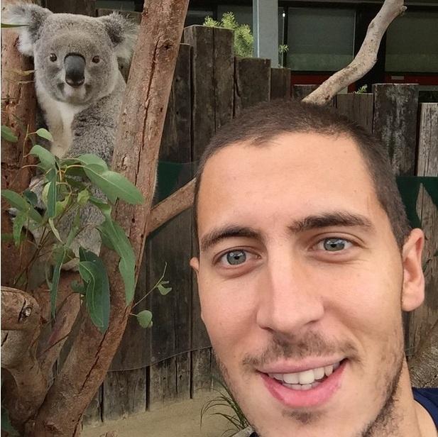 Cac ngoi sao Chelsea bi vay kin khi den Australia hinh anh 8