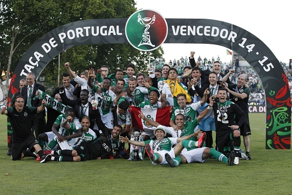 Sporting CP vo dich cup quoc gia Bo Dao Nha sau loat 11 m hinh anh