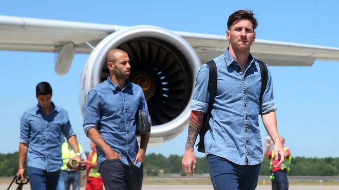 Dan sao Barcelona va Juventus sanh dieu do bo xuong Berlin hinh anh