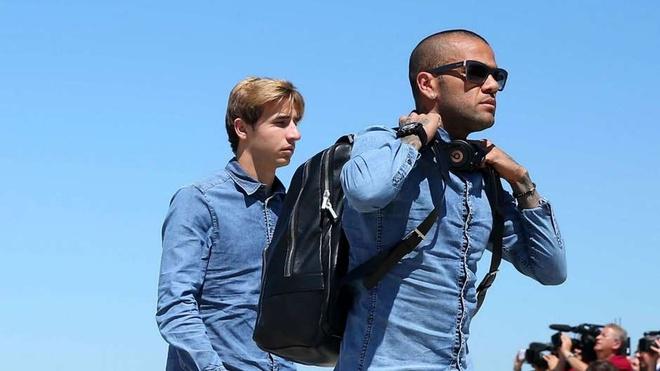 Dan sao Barcelona va Juventus sanh dieu do bo xuong Berlin hinh anh 4