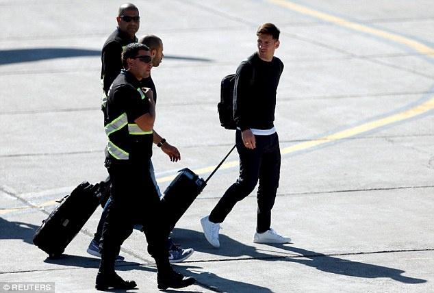 Messi banh bao tro lai Nam My chinh phuc Copa America hinh anh