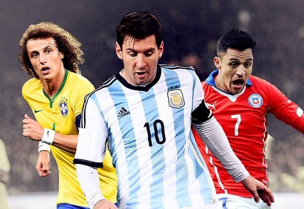10 ngoi sao dang xem nhat Copa America hinh anh