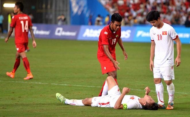 3 'diem chet' cua U23 Viet Nam trong tran thua Myanmar hinh anh