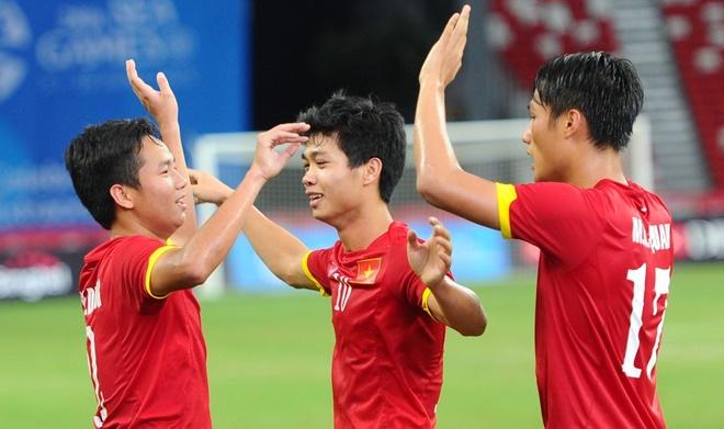 Chien thang '5 sao' day quyet tam cua U23 Viet Nam hinh anh
