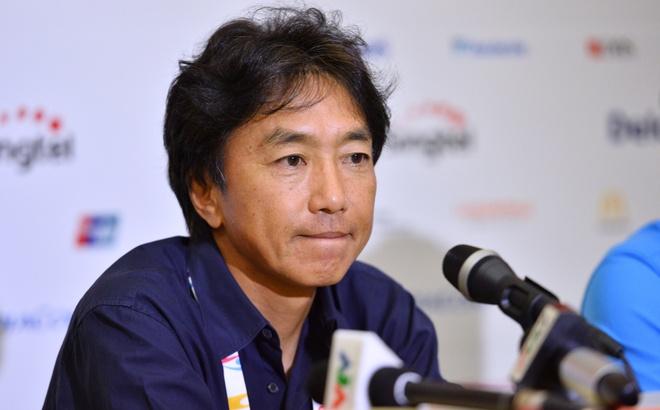 HLV Miura: 'U23 Viet Nam da co the vao chung ket' hinh anh
