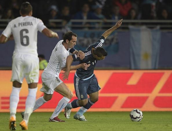 Argentina 1-0 Uruguay: Sergio Aguero toa sang hinh anh 12