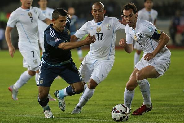 Argentina 1-0 Uruguay: Sergio Aguero toa sang hinh anh 13