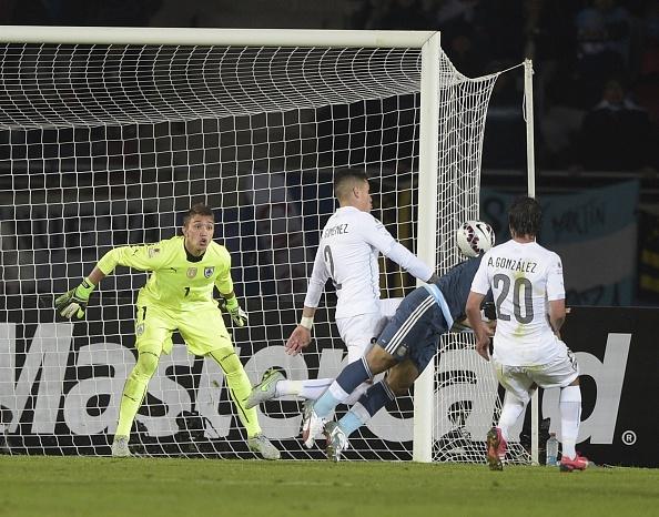 Argentina 1-0 Uruguay: Sergio Aguero toa sang hinh anh 24