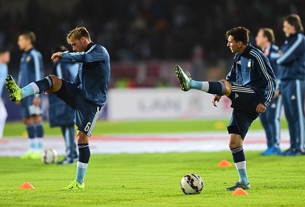 Argentina 1-0 Uruguay: Sergio Aguero toa sang hinh anh 8